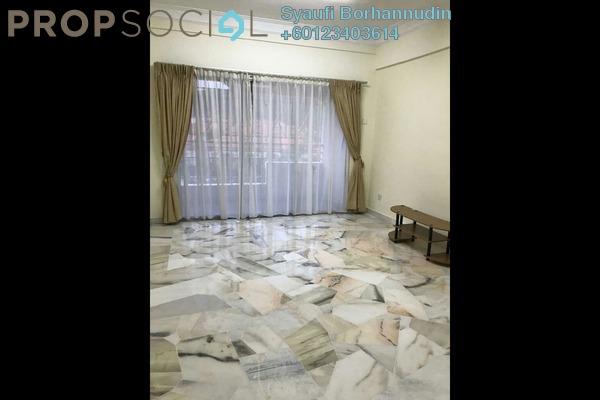Condominium For Sale in Sri Jelatek, Wangsa Maju Freehold Unfurnished 3R/2B 470k