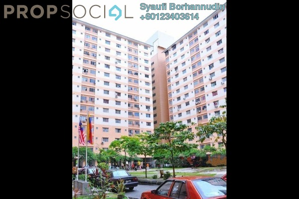 Apartment For Sale in Mutiara Magna, Kepong Freehold Unfurnished 3R/2B 240k