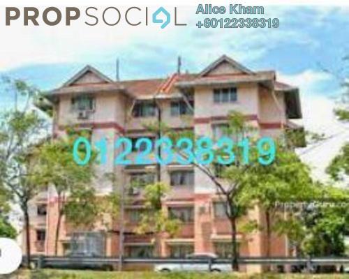 Apartment For Rent in Pangsapuri Kiambang, Shah Alam Freehold Semi Furnished 3R/2B 850translationmissing:en.pricing.unit