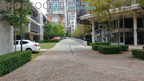 Shop For Sale in Tamarind Square, Cyberjaya Freehold Unfurnished 0R/2B 1.71m
