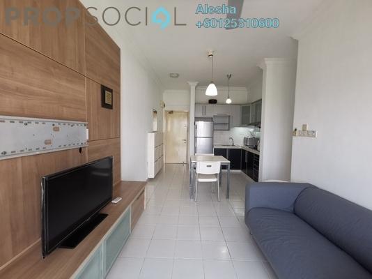 Condominium For Sale in Ritze Perdana 1, Damansara Perdana Freehold Unfurnished 1R/1B 280k