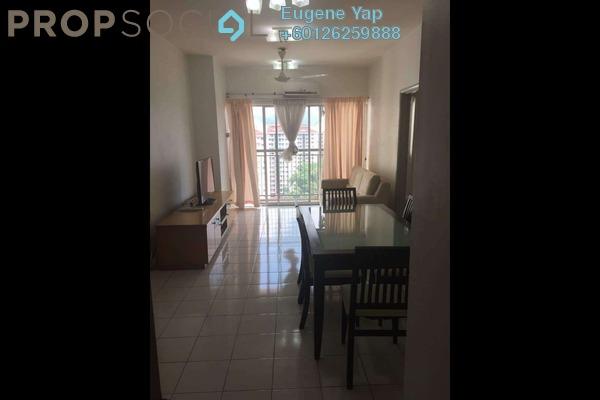Condominium For Rent in Plaza Medan Putra, Bandar Menjalara Freehold Fully Furnished 3R/2B 1.3k