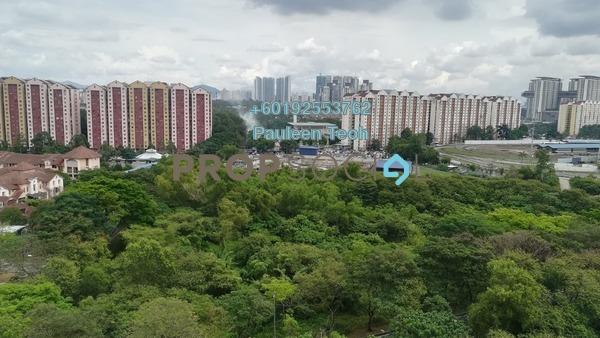 Condominium For Sale in Puncak Nusa Kelana, Ara Damansara Freehold Semi Furnished 3R/2B 480k