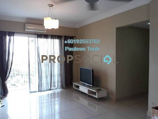 Condominium For Rent in Anggun Puri, Dutamas Freehold Semi Furnished 3R/2B 1.5k