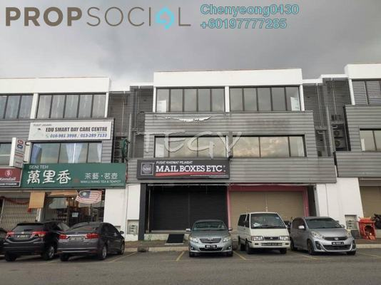 Shop For Sale in Setia Taipan 2, Setia Alam Freehold Unfurnished 0R/0B 2.2m