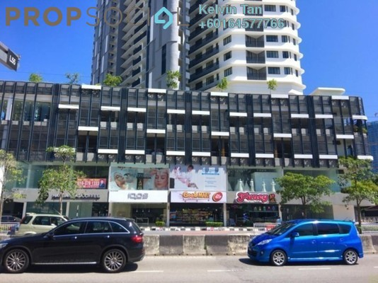 Shop For Sale in The Landmark, Tanjung Tokong Freehold Unfurnished 0R/2B 1.38m