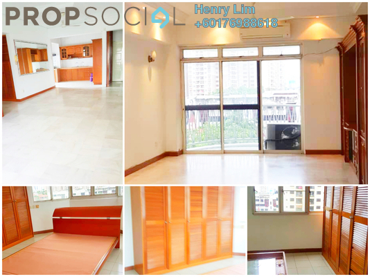Condominium For Rent in One Ampang Avenue, Ampang Freehold Fully Furnished 3R/2B 1.9k