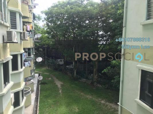 Apartment For Sale in Taman Sri Sentosa, Old Klang Road Leasehold Semi Furnished 3R/2B 248k