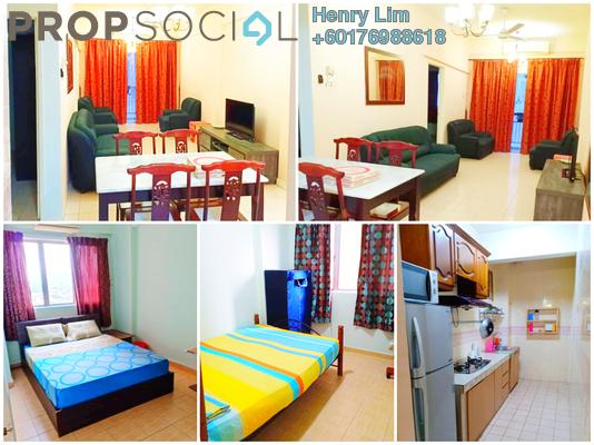 Condominium For Rent in Kojaya, Ampang Freehold Fully Furnished 4R/2B 1.65k