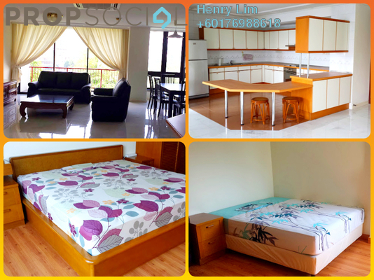 Condominium For Rent in Bangsar Puteri, Bangsar Freehold Fully Furnished 3R/2B 3.5k