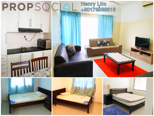 Condominium For Rent in Suria Jelatek Residence, Ampang Hilir Freehold Fully Furnished 3R/2B 1.9k