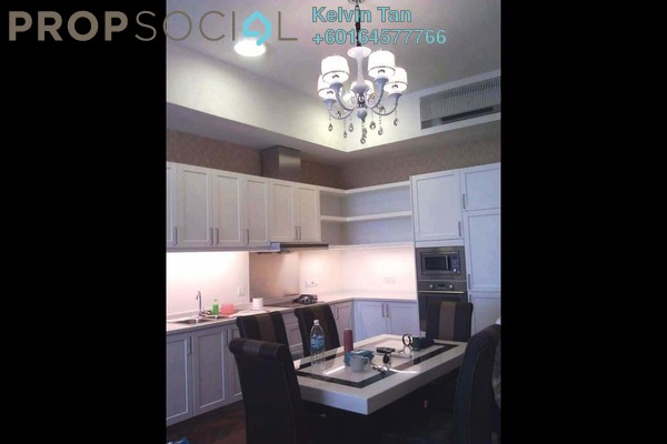 Condominium For Rent in Quayside, Seri Tanjung Pinang Freehold Fully Furnished 1R/2B 2.9k