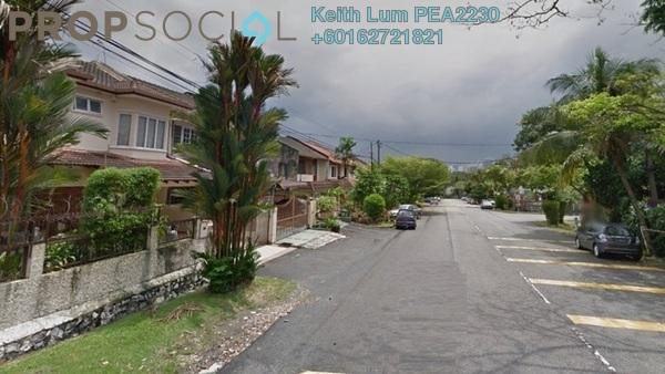 Terrace For Sale in Pinggiran Taman Tun Dr Ismail, TTDI Freehold Semi Furnished 4R/3B 1.7m