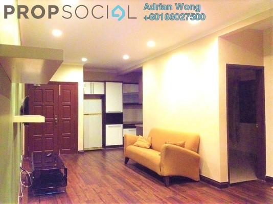 Condominium For Sale in Pelangi Utama, Bandar Utama Freehold Semi Furnished 3R/2B 435k