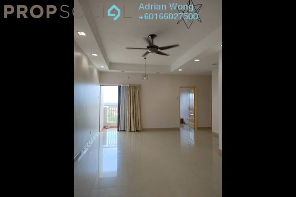 Condominium For Sale in Pelangi Utama, Bandar Utama Freehold Semi Furnished 3R/2B 560k