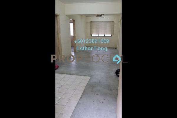 Apartment For Rent in Aman Putra Apartment, Jinjang Freehold Unfurnished 3R/2B 700translationmissing:en.pricing.unit