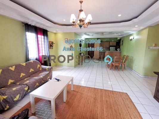 Condominium For Sale in Mutiara Sentul, Sentul Freehold Fully Furnished 3R/2B 480k