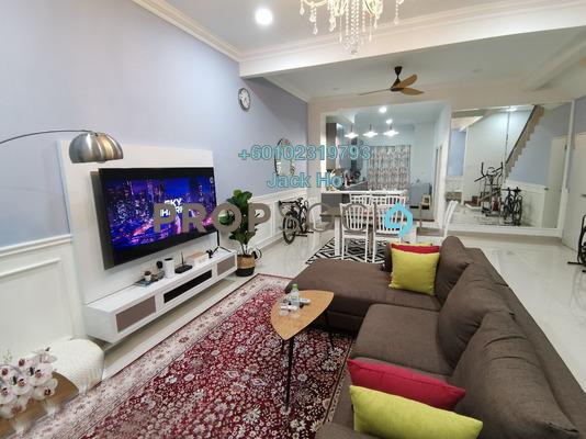 Terrace For Sale in Casa View Cybersouth, Cyberjaya Freehold Semi Furnished 5R/4B 880k