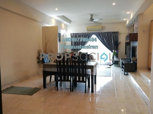 Condominium For Sale in Kelana Mahkota, Kelana Jaya Freehold Semi Furnished 3R/2B 580k