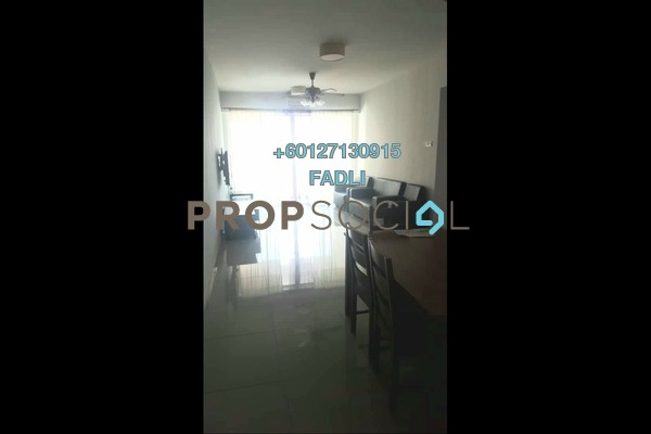 Condominium For Sale in The Zest, Bandar Kinrara Freehold Fully Furnished 3R/2B 460k