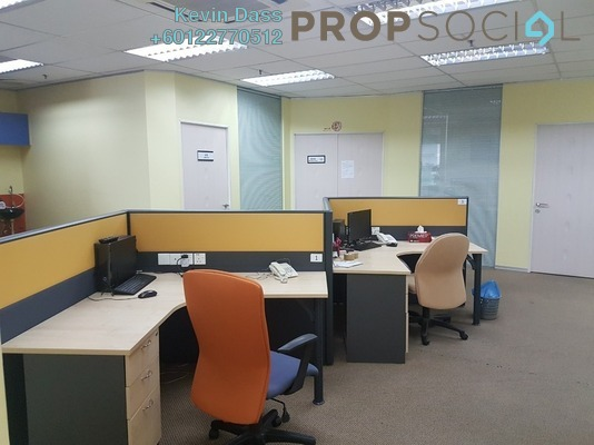 Office For Rent in IOI Business Park, Bandar Puchong Jaya Freehold Fully Furnished 5R/2B 4k