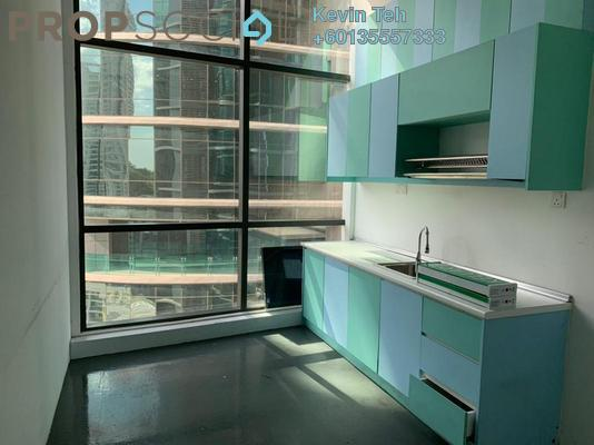 Office For Rent in Vertical Suites, Bangsar South Freehold Semi Furnished 0R/0B 19.4k