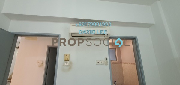 Condominium For Rent in Pelangi Damansara, Bandar Utama Freehold Semi Furnished 3R/2B 1.3k