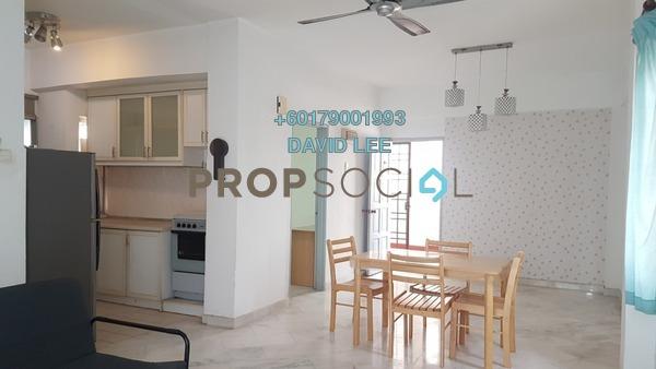 Condominium For Rent in Pelangi Damansara, Bandar Utama Freehold Fully Furnished 3R/2B 1.5k