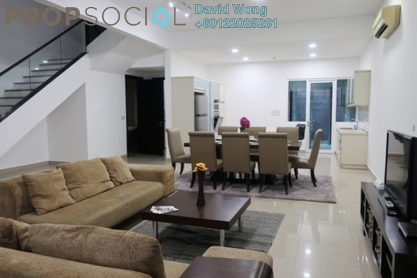 Superlink For Rent in Duta Tropika, Dutamas Freehold Fully Furnished 5R/5B 12k