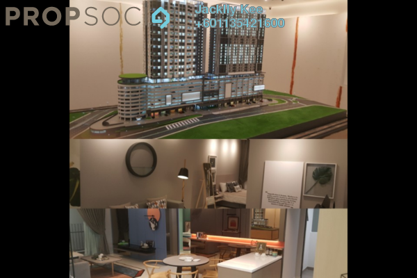 Serviced Residence For Sale in Metro Cheras, Batu 9 Cheras Freehold Semi Furnished 3R/2B 0translationmissing:en.pricing.unit