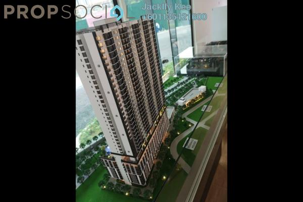 Condominium For Sale in Aspen Green Residence, Sri Petaling Freehold Semi Furnished 1R/1B 380k