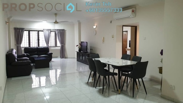 Condominium For Rent in Angkupuri, Mont Kiara Freehold Fully Furnished 2R/2B 3.3k