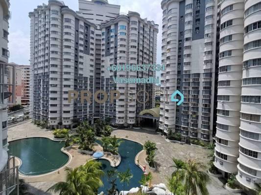Condominium For Rent in Regensi, Klang Freehold Semi Furnished 2R/2B 1.1k