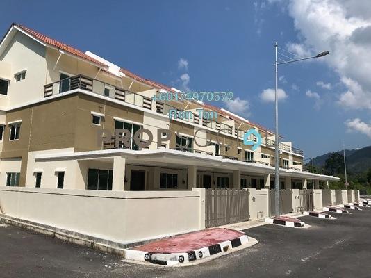 Terrace For Sale in Rena Park, Balik Pulau Freehold Unfurnished 5R/4B 738k