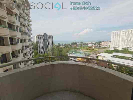 Condominium For Sale in Eden Seaview, Batu Ferringhi Freehold Fully Furnished 3R/2B 500k