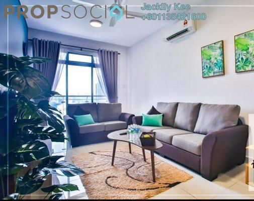 Condominium For Rent in Vivo Residential @ 9 Seputeh, Old Klang Road Freehold Fully Furnished 3R/2B 2.5k