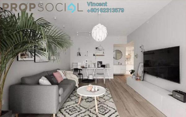 Condominium For Sale in Pandan Indah, Pandan Indah Freehold Fully Furnished 3R/3B 549k