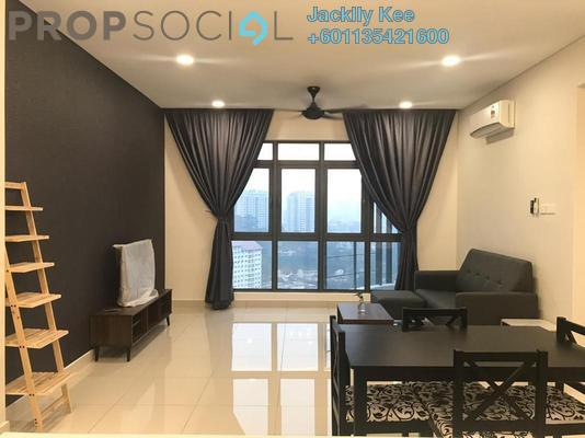 Serviced Residence For Rent in Vivo Residential @ 9 Seputeh, Old Klang Road Freehold Fully Furnished 3R/2B 2.55k
