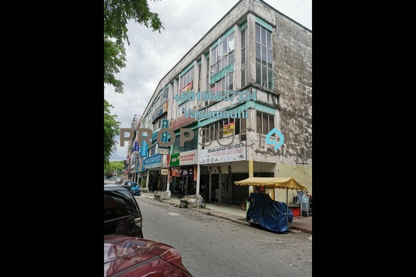 Shop For Sale in Taman Sri Muda, Shah Alam Freehold Unfurnished 0R/8B 1.78m
