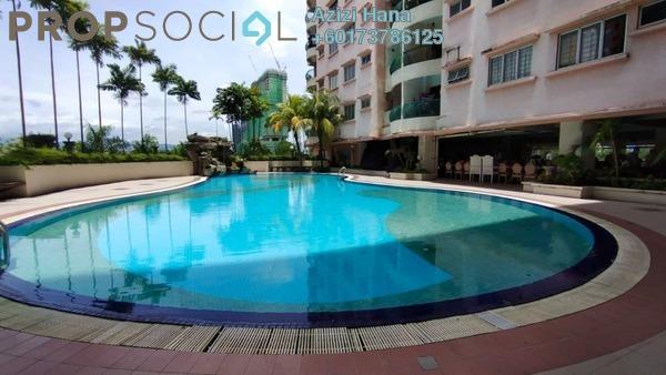 Condominium For Sale in Mutiara Sentul, Sentul Freehold Semi Furnished 3R/2B 340k