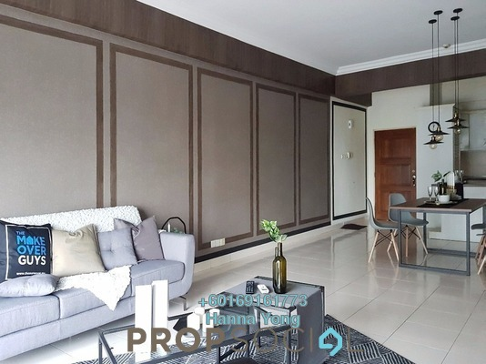 Condominium For Rent in Hartamas Regency 1, Dutamas Freehold Fully Furnished 3R/3B 3.3k