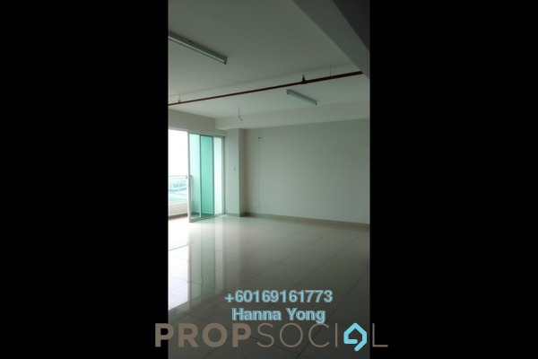 Office For Sale in Pacific Place, Ara Damansara Freehold Semi Furnished 0R/1B 550k