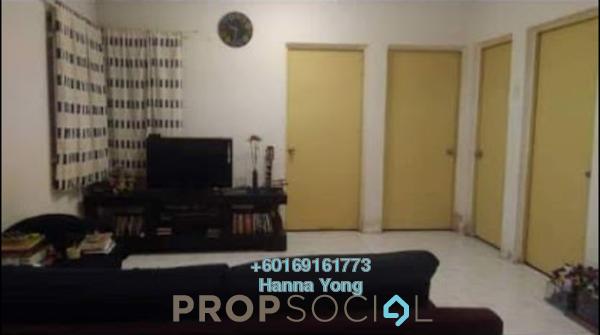 Apartment For Sale in Saujana Apartment, Damansara Damai Leasehold Unfurnished 3R/2B 210k