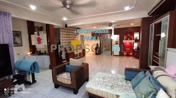 Terrace For Sale in Indera Subang, UEP Subang Jaya Freehold Fully Furnished 4R/3B 538k