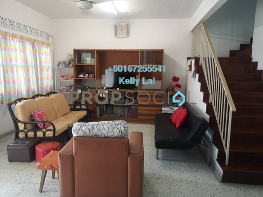 Terrace For Sale in Taman Kepong, Kepong Freehold Semi Furnished 4R/3B 935k