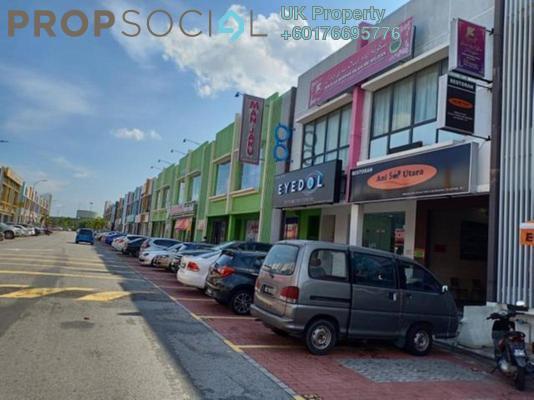 Shop For Rent in BSP Village @ One BSP, Bandar Saujana Putra Freehold Unfurnished 0R/2B 2.6k