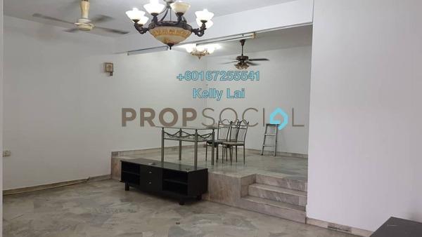 Terrace For Sale in Taman Menjalara, Bandar Menjalara Freehold Semi Furnished 4R/3B 880k