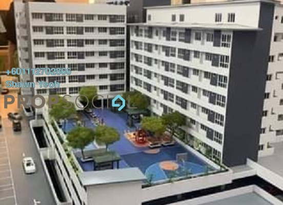 Apartment For Sale in Residensi Vista Agresif, Cheras Freehold Semi Furnished 3R/2B 330k