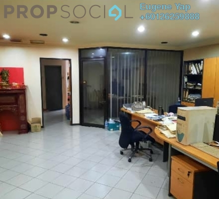 Office For Sale in Medan Putra Business Centre, Bandar Menjalara Freehold Semi Furnished 0R/0B 338k