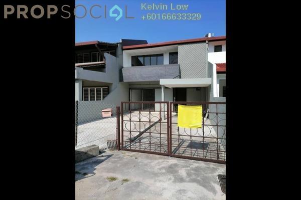 Terrace For Rent in SS21, Damansara Utama Freehold Semi Furnished 4R/3B 2k